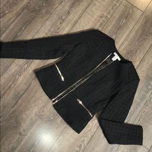 H&M Textured Thick Blazer